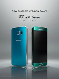 blue topaz galaxy s6 and green emerald galaxy s6 edge set to