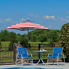Telescope Casual Furniture Reviews by Telescope Casual Stars And Stripes 6 U0027 Square Patio Umbrella 960 958