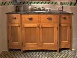 Teak Vanity Cabinet Unfinished Bath Vanity Cabinets Within Maple Bathroom Cabinet