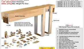 Barn Door Hardware Installation Captivating Door Handle Installation Instructions Gallery Best