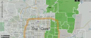 Zip Code Map Mesa Az by The U201ccore U201d Of The Phoenix Metro Is Still The Place To Be Camille