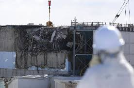 Concrete Sting Cost Estimate by Robots Sent To Clean Up Fukushima Nuclear Disaster Keep Dying