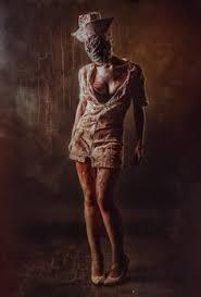 Pyramid Head Halloween Costume Silent Hill Pyramid Head Nurse Costumes Halloween Costumes