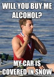 Patriots Lose Meme - will you buy me alcohol my car is covered in snow socially