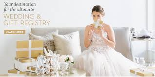 bridal registry wedding gift registry gump s san francisco