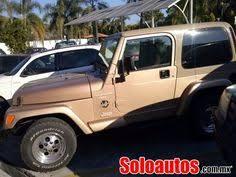 2001 jeep wrangler owners manual jeep wrangler 2001 naranja manual guadalajara jalisco id 850654