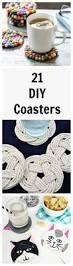 21 coasters that are to diy for diy coasters craft and diys