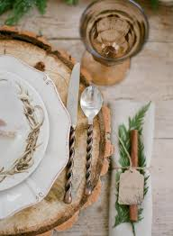 thanksgiving table settings five ways nonagon style