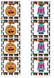 halloween cut u0026 paste number recognition u0026 writing worksheets