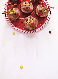 ricardo cuisine noel cupcakes rennes au chocolat ricardo