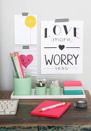 Cute Work Desk Ideas Best 25 Glass Desk Ideas On Pinterest Glass Office Desk Home