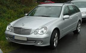 2004 mercedes station wagon file mercedes s203 facelift 2004 2007 sport edition front mj jpg