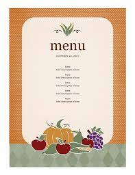 table d hote menu what is menu assignment point