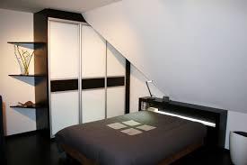 agencement de chambre a coucher agencement chambre à coucher tête de lit avec led placard sur