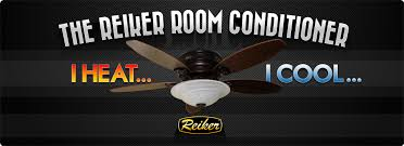 space heater and fan combo reiker room conditioner ceiling fan heater light