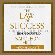 Click And Grow Amazon Download The Law Of Success Abridged Audiobook By Napoleon Hill