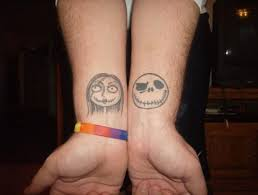 nightmare before wrist tattoos holytaco