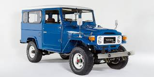 old land rover models history of the toyota fj series u2013 the fj company blog