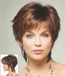womens short hairstyles to hide hearing aids 111 best short thin hair cuts styles images on pinterest
