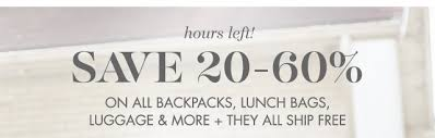 Comenity Pottery Barn Kids Pottery Barn Kids Reminder Last Chance To Save 20 60 On