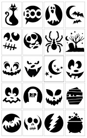 Small Pumpkin Carving Patterns Free Printable by 20 Awesome Pumpkin Carving Templates I Need All The Help I Can