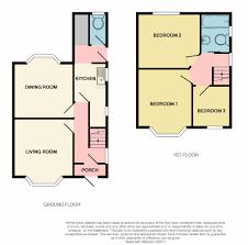 3 bed semi detached house for sale in ashworth avenue ruddington