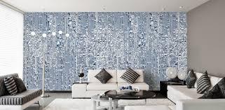 Schlafzimmer Wandgestaltung Blau Schlafzimmer Tapete Blau übersicht Traum Schlafzimmer