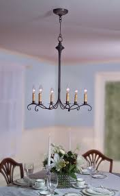 chandeliers for dining room cape cod chandeliers