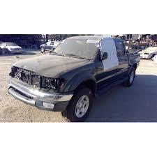 2003 Toyota Tacoma Interior Used 2003 Toyota Tacoma Parts Car Green With Gray Interior 6