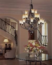 wrought iron foyer light large foyer chandelier lighting trgn 61def9bf2521
