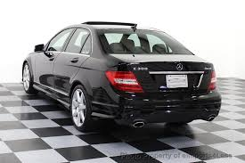 2013 mercedes c class interior 2013 used mercedes certified c300 4matic amg sport awd