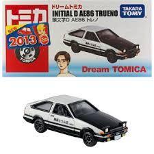tomica toyota qoo10 takara tomy tomica 158 initial d toyota ae86 sprinter