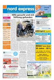 Jfs Bad Bramstedt Nord Express West By Nordexpress Online De Issuu