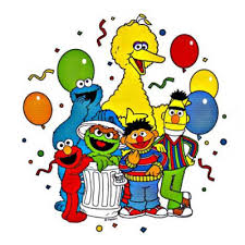 sesame birthday sesame was another of your favourite shows as most kids you