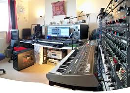 Home Studio Mixing Desk by Studio Pictures From 2011