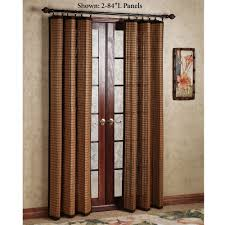 Double Panel Curtains Curtain Custom Made Sidelight Curtain Design In Bright Of Colors