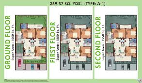 Floor Plan Of A Bedroom 50 3d Floor Plans Lay Out Designs For 2 Bedroom House Or Apartment