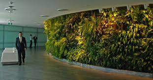 robust interior garden tiny office interior vertical garden
