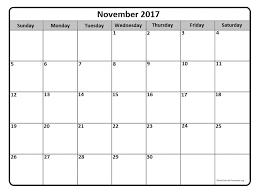 printable calendar page november 2017 november 2017 calendar 50 templates of printable calendars