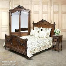 Antique Walnut Bedroom Furniture Antique Bedroom Set Image Of Vintage Bedroom Sets Antique Bedroom