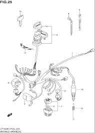 suzuki lt160 wiring diagram suzuki wiring diagrams instruction