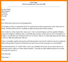 sample cover letter for data analyst medical assistant resume