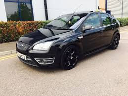 ford focus st service manual 2006 06 ford focus st2 black full ford service history sunroof