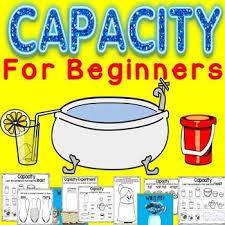 the 25 best capacity activities ideas on pinterest measurement