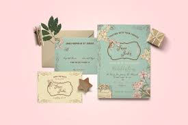 wedding invitations psd diy vintage wedding invitation psd template by squirrel92 on
