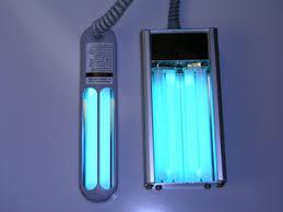 ultraviolet light therapy machine 100 series handheld wand solarc systems inc usa international