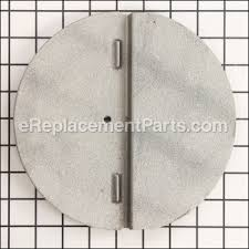 Fireplace Damper Parts - majestic wmc42 parts list and diagram ereplacementparts com