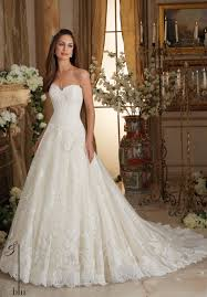 mori brautkleider view dress mori blue fall 2016 collection 5473 chantilly