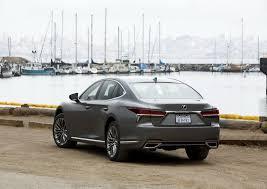 lexus sedan classes 2018 lexus ls on sale in february priced from 75 000