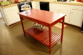 cheap kitchen islands white simple kitchen island diy projects